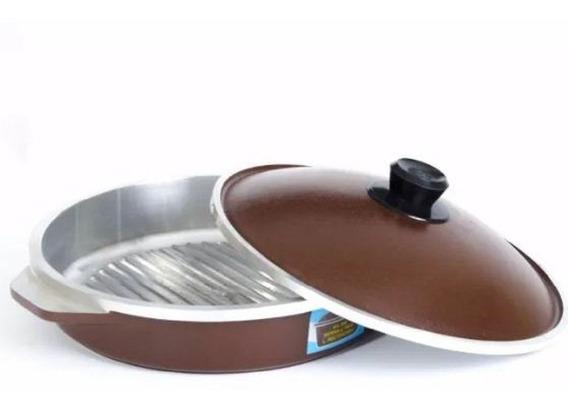 Bifera Con Tapa Eterna Art500 Aluminio
