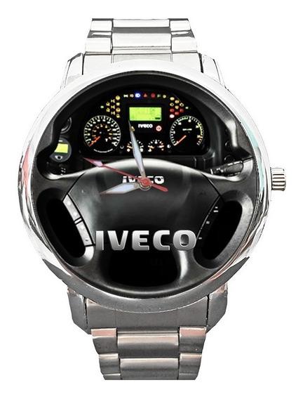 Relógio Painel Volante Iveco Caminhão Carga Stralis Tector