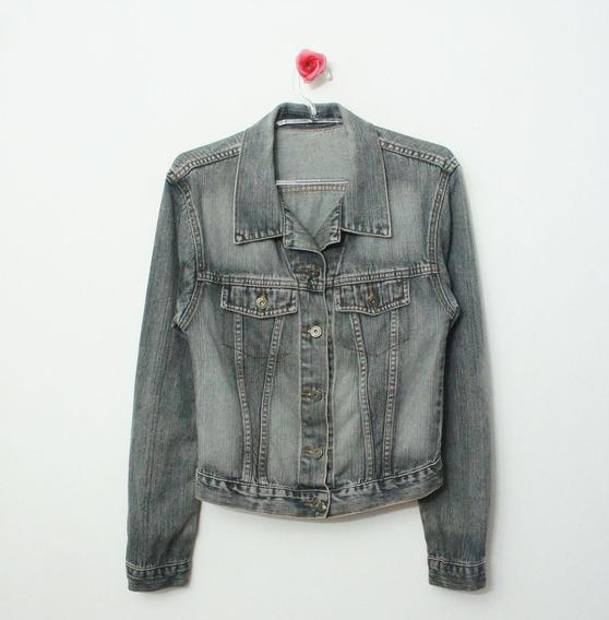 Jaqueta Jeans - Tam: P/m