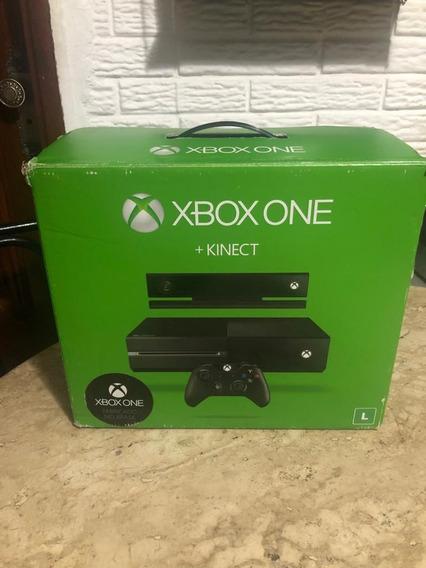 Xbox One + Kinect + Jogos