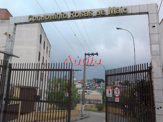 Apartamento Com 2 Dormitórios À Venda, 49 M² Por R$ 180.000,00 - Jardim São Roberto - São Paulo/sp - Ap0716