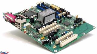 Placa Madre Motherboard Intel D945psn Lga775 Malogrado