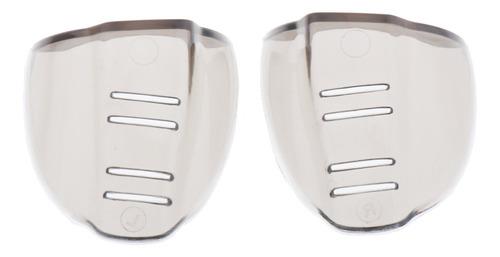Blindagem Lateral Para Segurança De Óculos Universais