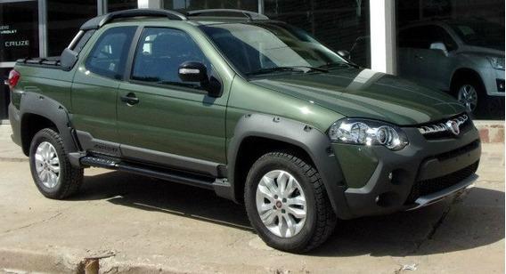 Fiat Strada 1.6 3 Puertas 0km Retira $150.000 O Tu Usado J-