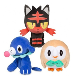 Pokemon Peluche Diferentes Personajes Original Tomy