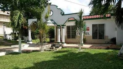 Hotel Con Excedente De Terreno A La Venta En Valladolid, Yucatán