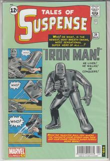 Comic Marvel Clasicos # 4 Iron Man # 1 Español