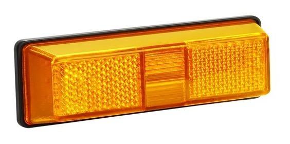 Lanterna Lateral Do Ford Cargo E Mb