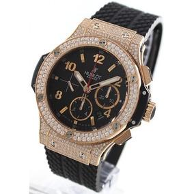 nueva productos 161ad 312ac Relojes Caballero De Lujo Elegante Hombre Hublot Pulsera ...
