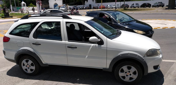 Fiat P. Week Trekking 1.6 2012-só 20 Mil - Ar+dir+baixo Km