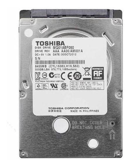 Hd 2.5 Sata 500gb Toshiba