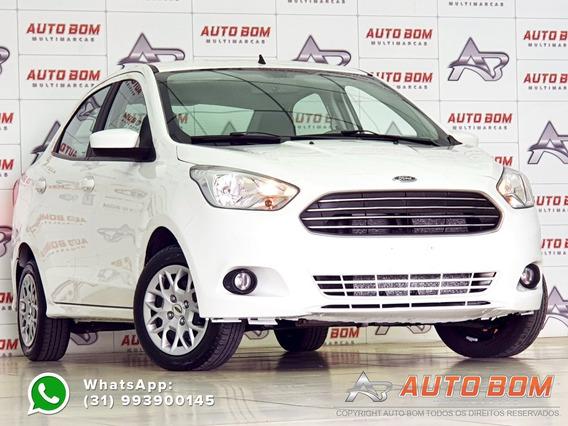 Ka+ Sedan 1.0 Se 12v Flex C/ Farol De Neblina E Som Ford...
