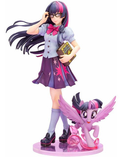 My Little Pony: Estatua De Twilight Sparkle Bishoujo, M...