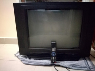 Tv. Televisor 21 Stereo, Control Remoto/ Excelente Estado