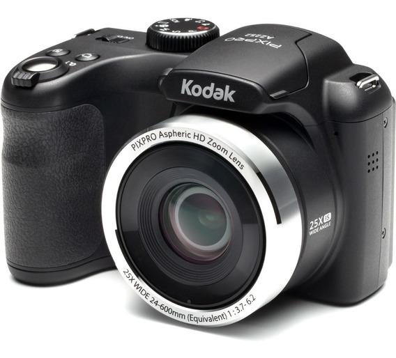 Camara Digital Kodak Pixpro Az252 Semi Reflex 16mp Hd Cuotas
