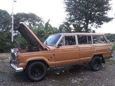 Wagoner 1981 En Buenas Condiciones, Guanare