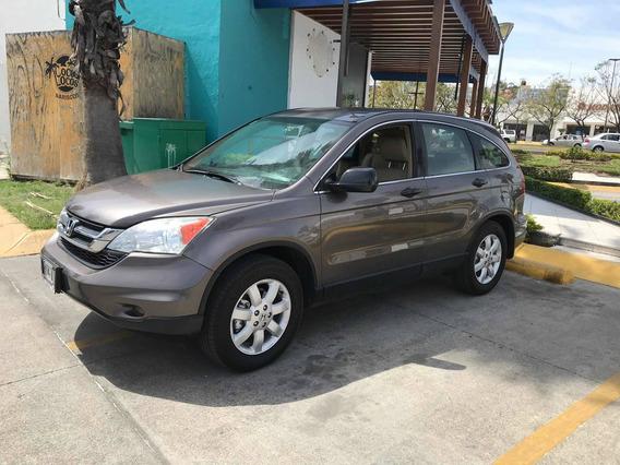 Honda Cr-v 2.4 Ex 156hp Mt 2010