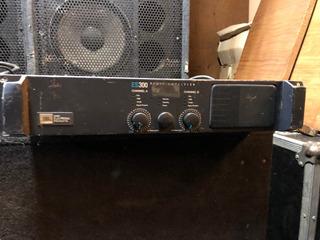 Potencia Amplificador Jbl Urei Es300