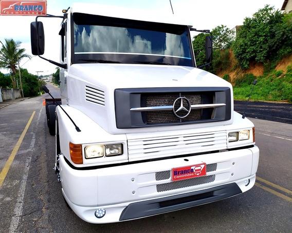 Caminhão Mb 1621,ano 96,6 Marchas Reduzido, 70.000 Km, Fino!