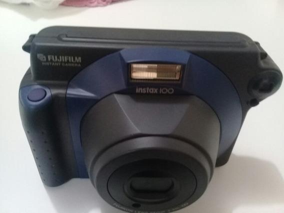 Máquina De Fotografia Instax100