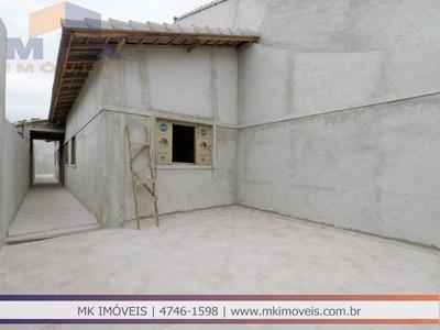 Casa Nova Com 2 Dorm, 1 Suíte Em Suzano - Sp - 590