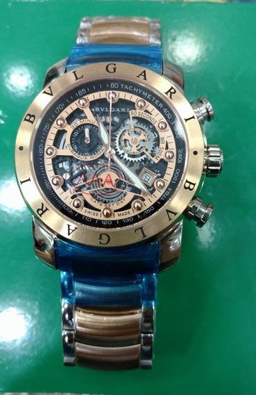Relógio Hj762 Bv Preto Linha Venon Série Dourado 18k Oferta