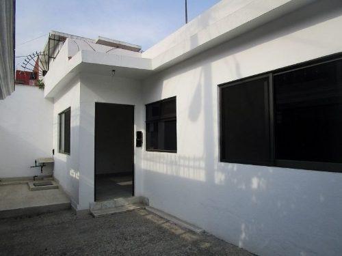 Casa En Renta En Un Solo Nivel En Amatitlan En Cuernavaca