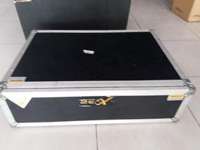 X32 Full Beringher Com Case Cablebox Leia A Discrição