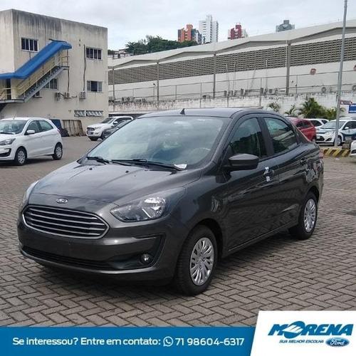 Ford Ka Ford Ka Sedan Se Plus 1.0