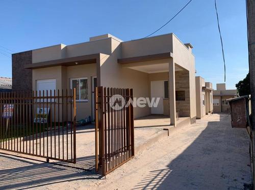Imagem 1 de 15 de Casa Com 2 Dormitórios À Venda, 54 M² Por R$ 225.000,00 - Floresta - Estância Velha/rs - Ca3710