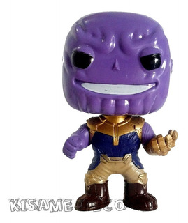 Simil Funko Pop Marvel Dc Set X1 10cm Avengers Infinity War