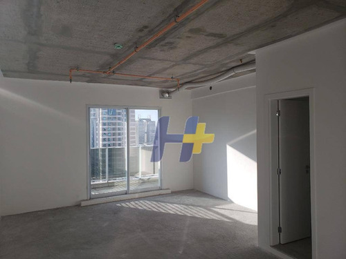 Conjunto À Venda, 41 M² Por R$ 395.000 - Brooklin - São Paulo/sp - Cj0146