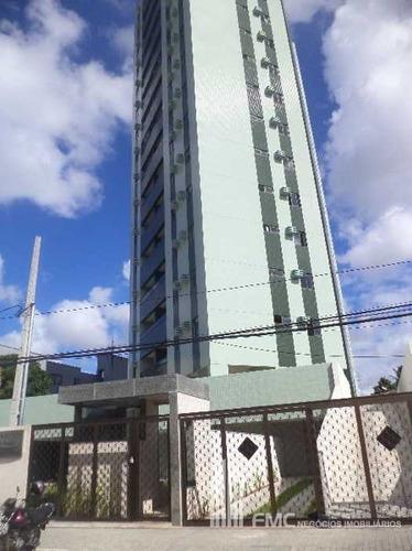 Apartamento Padrão Com 3 Quartos No Edf. Rio Andir - Vd1839-v