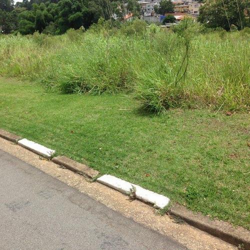Terreno À Venda, 1050 M² Por R$ 600.000,00 - Jardim Passárgada I - Cotia/sp - Te0109