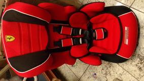 Cadeira Para Automóvel Ferrari Red Beline Sp 584256