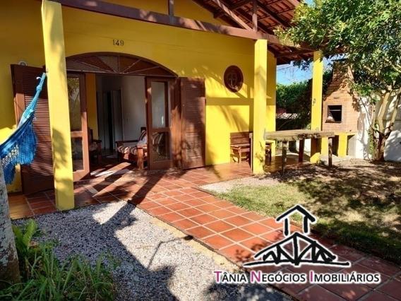 Casa 2 Dormitórios Locação Anual Campeche - Lacm 00304