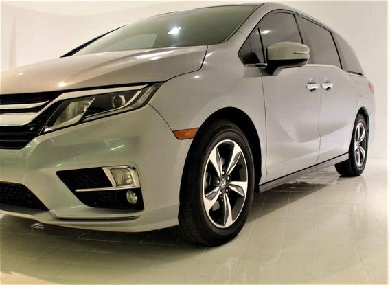 Honda Odyssey 2018 5p Exl V6/3.5 Aut