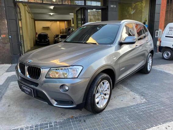 Bmw X3 Executive X Drive 2.0d M/t L/n 2013 Cassano Automobil