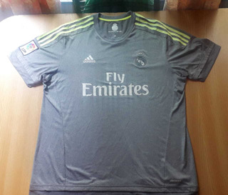 Jersey Real Madrid Local 2015-16