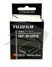 Bateria Fujifilm Np-w126s Original / Bateria Fuji Original