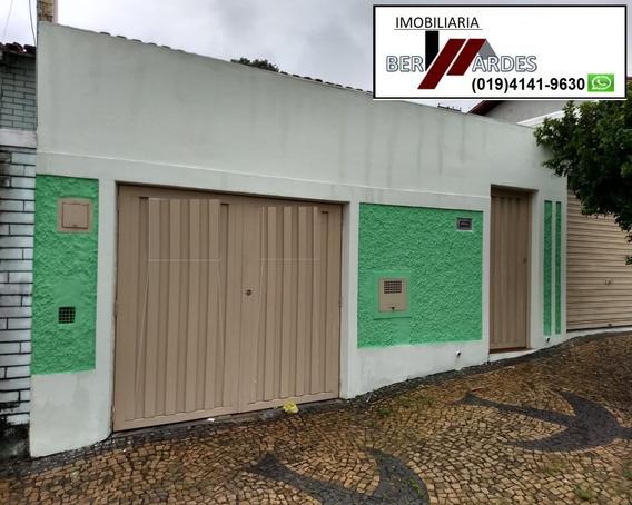 Casa Para Venda No Jardim Santa Eudóxia, Campinas - Ca00107 - 33326465