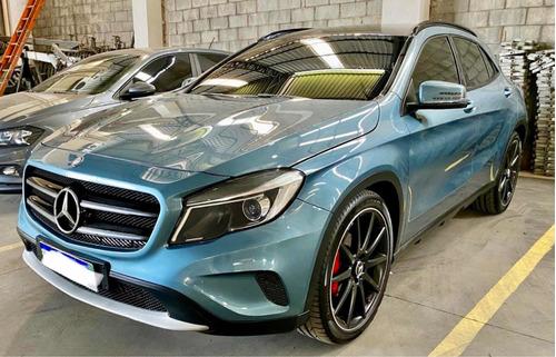 Imagem 1 de 15 de Mercedes-benz Classe Gla 2015 1.6 Style Turbo 5p
