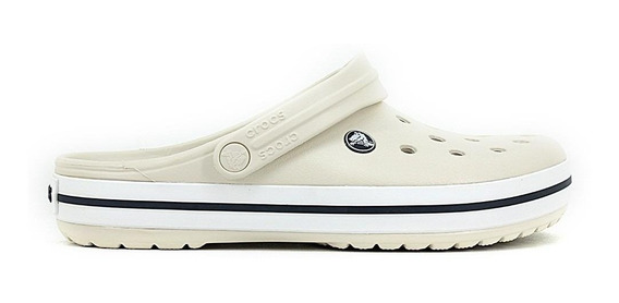 Crocs Crocband Originales Stucco White