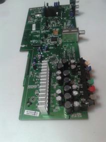 Placa Principal Home Lg Dh4130s Com Defeito Sem Audio