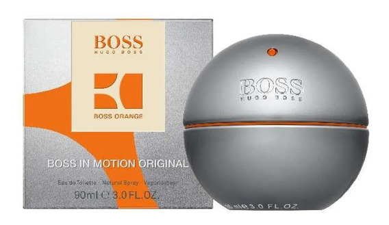 Perfume Hugo Boss Boss In Motion 90ml Edt A Pronta Entrega