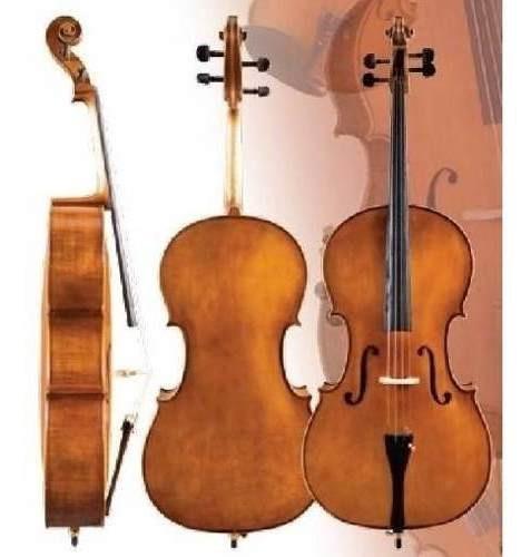 Violonchelo Cello Master 4/4 Arco + Funda Parquer