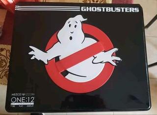 Ghostbusters Mezco One 12, Sellado, Recibo Freddy Krueger