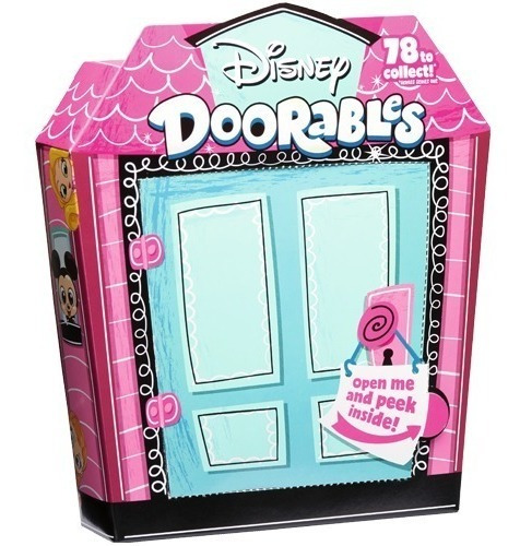 Doorables Disney Super Kit Surpresa 5? 6? Ou 7? Dtc 5069