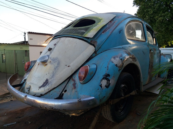 Volkswagen Fusca Antigo Split