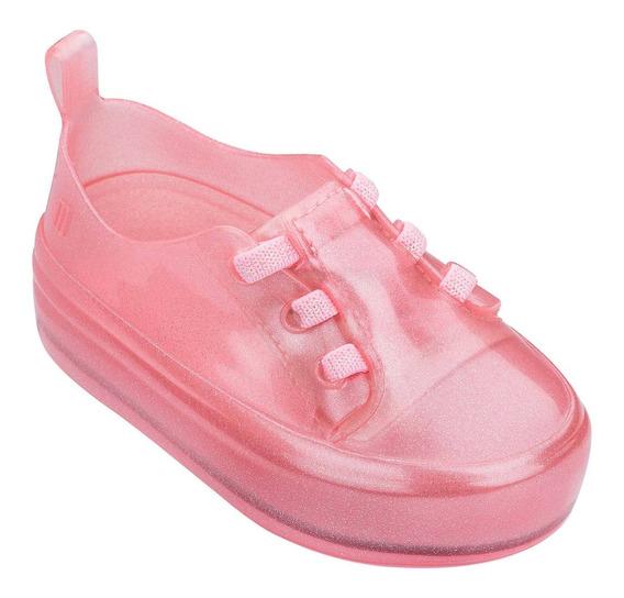 Mini Melissa Ulitsa Sneaker Especial Rosa - 32751 Original